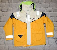 MUSTO jacket storm yachting sailing M medium men hooded