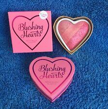 Makeup Revolution Blushing Hearts Blush - MELB STOCK
