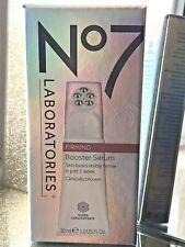 No7 LABORATORIES FIRMING Booster Serum 30ml
