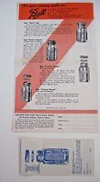 "Vintage Advertising for ""Ball Mason Jars"" w/ Great Pictures  *"