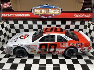 Ertl NASCAR 1990 Ernie Swervin' Irvan #90 Bulls-Eye BBQ Ford 1:18 Diecast Car