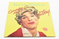 Steve Martin - Comedy Is Not Pretty, VINYL LP EX