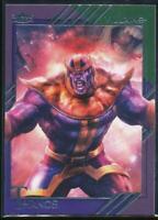 2015 Fleer Retro Marvel Trading Card #54 Thanos