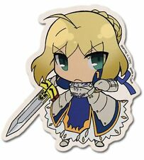 *NEW* Fate/Zero: Chibi Saber Sticker by GE Animation