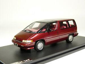 GLM 102602 1/43 1990 Chevrolet Lumina APV Minivan Resin Model Car