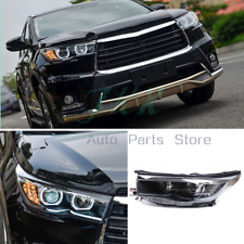 For Toyota Highlander 2014-2016 Headlight HID LED Signal High+Low Beam Assembly
