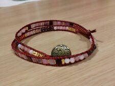 Wrap bracelet  - travail artisanal