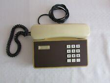 TESLA Vintage Old Telephone Phone Made in Czechoslovakia