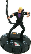 Hawkeye (002) Marvel HeroClix M/NM with Card Avengers Assemble