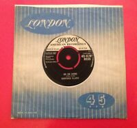 "E977, Go On Home, Sanford Clark, 7""45rpm Single, Very Good Plus Condition"