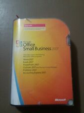 Microsoft Small Business 2007 (Retail) (1 User/s) - Upgrade for Windows...