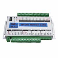 400KHz 3 Axis Mach3 Motion Control Card USB 2.0 CNC Interface Breakout Board ste