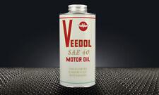 Veedol Oldtimer Motoröl Blechdose SAE 40 API SA