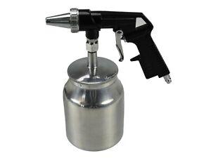 AS-10 Professional AIR SAND BLASTING GUN Aluminium 1L 6.3 mm 8 MPa