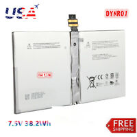 Genuine DYNR01 Battery for Microsoft Surface Pro 4 1724 Series G3HTA027H Tablet