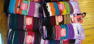 GOODY 60 ouchless elastic ponytail hair ties no metal