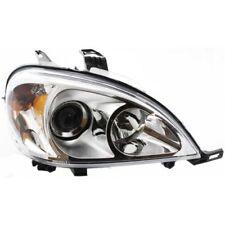 For ML350 03-05, Passenger Side Headlight, Clear Lens