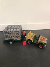 New ListingPlaymobil Safari Jeep with Trailer Cage Pre-School Pretend Toys