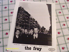 The Fray 2005 Publicity Photo