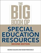 The Big Book of Special Education Resources: Second Edition, Pierangelo, Roger,