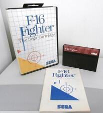 SEGA MASTER SYSTEM GAME  -  F-16 FIGHTER