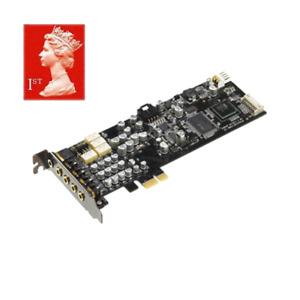 Asus Xonar DX PCI-X 116dB SNR Low Profile Audiophile Sound card