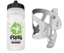 Frog Kids Bottle and White Cage