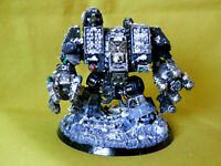 A11 WARHAMMER 40K SPACE MARINES IRON HANDS ARMY - IRONCLAD DREADNOUGHT