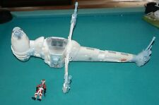 Star Wars Kenner Vintage B-Wing With Pilot Nice WYSIWYG.