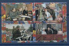 Marshall Islands 1995 World War 2 WW II Scott 513-16 Victory in Europe W95 NH