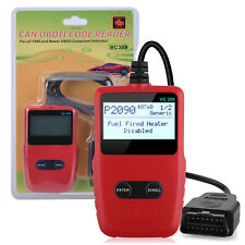 Car OBD2 Scanner Check Car Engine Light Fault Code Reader Diagnostic Scan Tools
