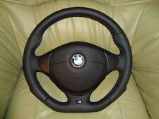 TUNING  UNTEN ABGEFLACHT Lederlenkrad + Airbag BMW E36 E38 Z3 E39 TOP (V9)