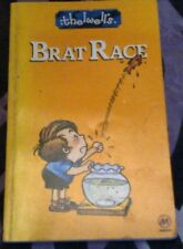 VINTAGE 1980 Paperback Thelwell's Brat Race Thelwell 0417011407