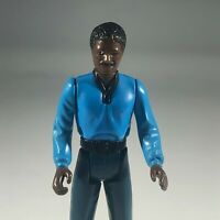Vintage Star Wars Lando Calrissian Action Figure 1980 Kenner Hong Kong