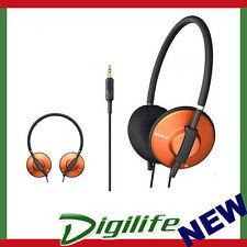 Sony Lightweight Headphone/Earphone/Headset MDR570LPD Oranger colour
