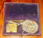 CIVIL WAR SURGEON'S/PHYSICIAN'S MEDICAL WEIGHT SCALES