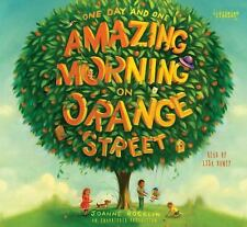 One Day and One Amazing Morning on Orange Street  - Audiobook