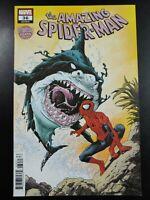 🕷️ The AMAZING SPIDER-MAN #36c Venom Island (lgy 834)(2020 MARVEL Comics) VF/NM