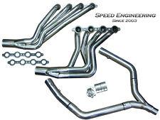 "LS1 Camaro & Firebird Longtube Headers & Y-Pipe (1 7/8"" Race Version) F-Body"