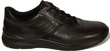 ECCO mens Shoes model IRVING Lace-ups  BLACK leather NEW