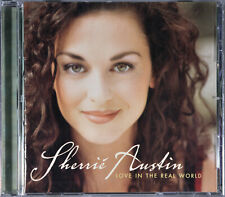 Love in the Real World by Sherrié Austin [US Import - Arista 1999 - HDCD] - NM