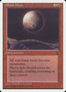 Blood Moon - Magic the Gathering MtG