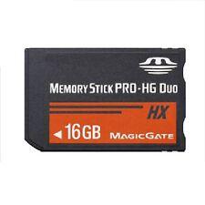 Cámara digital nuevo 16 GB Memory Stick PRO DUO MS Tarjeta d SONY PSP VIDEOCÁMARA