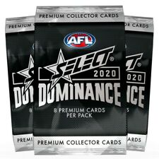 2020 AFL Select DOMINANCE Trading Cards - Unsearched Sealed Pack IN STOCK