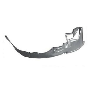 MI1251102 New Replacement Fender Splash Shield Front Passenger Side MR162460