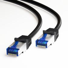 NEOWEY CAT 7 S/FTP 10 GbE Patchkabel Netzwerkkabel LAN RJ45 Ethernet 0,25m-15m