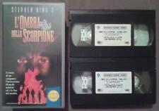 VHS FILM Ita Horror L'OMBRA DELLO SCORPIONE stephen king GLI SCUDI no dvd(VHS20)