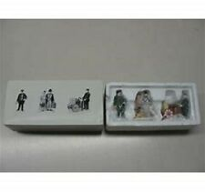 Dept 56 Village Accessory ~ Holiday Travelers (Set of 3) ~ #5571-9
