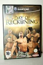 DAY OF RECKONING USATO BUONO NINTENDO GAMECUBE ED UK GIOCO IN INGLESE GD1 35471