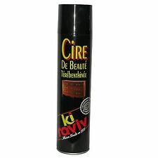 CIRE DE BEAUTE  KIRAVIV TEREBENTHINE  SPRAY 400 ML
